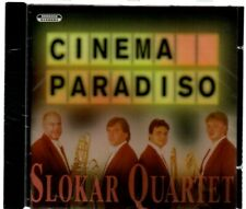 Slokar Quartet - Cinema Paradiso (brand new Cd)
