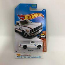 Datsun 620 #181 * White * 2017 Hot Wheels * WK15