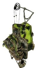 IN Sights Hunting MWP Multi Weapon Pack Gun/Bow Tricot Fabric Backpack Realtree