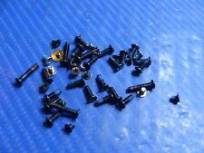 "Lenovo IdeaPad Z570 15.6"" Genuine Screw Set Screws for Repair ScrewSet ER*"