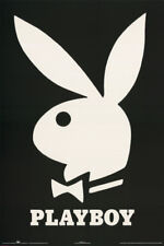 POSTER : PLAYBOY - CLASSIC 1994 RABBIT HEAD  - FREE SHIPPING !  #24-730   LW27 B