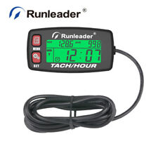 Inductive Hour Meter Tachometer,Maintenance Reminder for Chainsaw Generator Boat