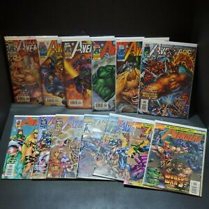 AVENGERS (1996) #1-13  The Complete Series!!! NM Liefield