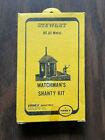 Stewart HO Model Railroad Watchman's Shanty Kit No 108