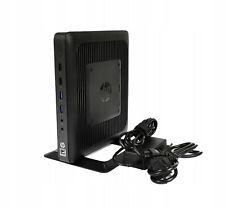 10x HP t620 Thin Clients 1.65GHz Dual Core NO SSD 4GB RAM Windows 7 Lot of 10