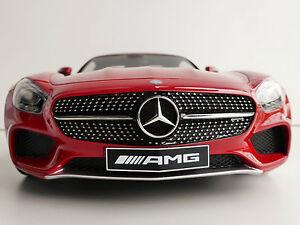 Mercedes-Benz AMG Gt Fire Opal 1/12 Premium ClassiXXs 40025 C190 PCL40025 MB