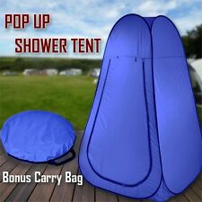 Pop Up Camping Shower Toilet Tent Outdoor Privacy Portable Change Room Shelter B