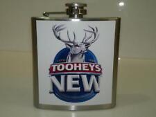 Tooheys Hip Flask 6oz Barware Gift 4X