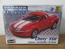 Revell Monogram Chevrolet Chevy SSR Custom Pick-up  plastic model kit 1/25