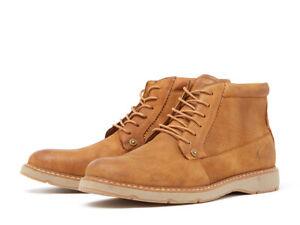 Chatham WARWICK - Tan Chukka Boots Mens Casual Shoes RRP 75