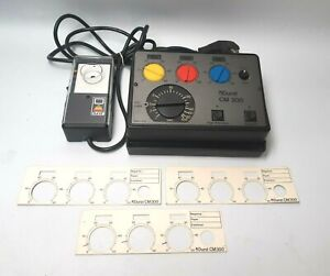 Durst CM 300 Enlarger Timer with Automatic Exposure meter/Tested—K666
