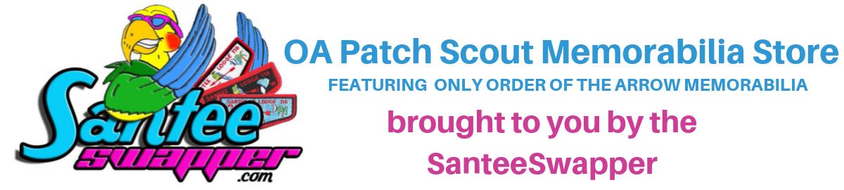 OA Patch Scout Memorabilia Store