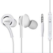 AUTHENTIC AKG EARPHONES EARBUDS 3.5mm HEADPHONES HANDS-FREE MIC S33 For SAMSUNG