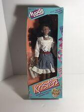 1987 Hasbro Maxie Doll - Kristen ( Maxie's friend) NOS Delightful Denim 667