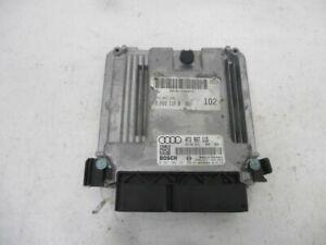 Engine Control Unit Audi A6 (4F2, C6) 2.0 TFSI