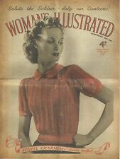 Women's Illustrated June 17th 1944 Newspaper Home Front World War 2 1939-45