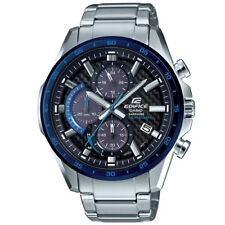 Casio Edifice EFS-S540DB-1BUEF Fiber Carbon, Energy Solar, Glass Sapphire