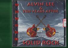 ALVIN LEE E TEN YEARS AFTER - SOLID ROCK CD NUOVO SIGILLATO