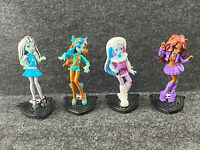 2013 Mattel Monster High Figures - Frankie Lagoona Blue Abbey & Clawdeen 3 1/2""