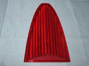 NOS 1956-1957 Hudson Hornet tail light lens , awesome!