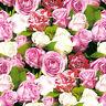 20 Ambiente 3 Ply Papierservietten Rosen Rosa Creme Blumen Party Hochzeit