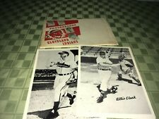 Cleveland Indians 1950's Baseball Picture Pack Set of 23 WEnvelope