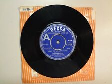 """JOHNNY PETERS: When You Ask About Love-People Say-U.K. 7"""" 65 Decca F.12172 Demo"""