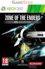 Zone of the Enders HD Collection-Xbox 360 BRAND NEU kostenloser Versand