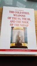 WW2 GERMAN BOOK OF WEAPONS SA. SS. NSKK. NSDAP