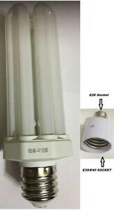 Amax 65W Bulb (4100k)Mogul Base E39 Compatible Lights Of America Bulb 9166b