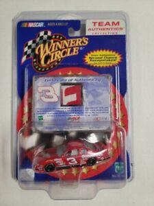 Dale Earnhardt 2001 Team Authentics Winners Circle Taz Sheet Metal 1/64 34
