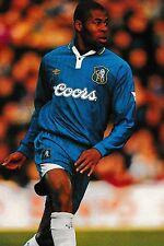 Football Photo>MICHAEL DUBERRY Chelsea 1995-96