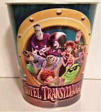 Hotel Transylvania 3 Movie Theater Exclusive 130 oz Metal Embossed Popcorn Tin