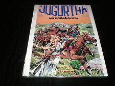 Franz / Vernal : Jugurtha 14 : Les monts de la lune (couverte)
