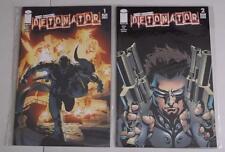 Detonator #1-2 Complete (2 Comics) VF-NM