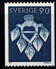 SWEDEN - SVEZIA - 1979 - Natale. Gioielli e costumi folkloristici