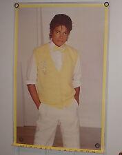 Unused 1983 Michael Jackson Poster • NOS