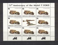 Grenada Grenadines 1983 Ford/Packard/Cars 8v sht n10560
