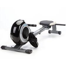 skandika Regatta Pro 5 Neptun Rowing Machine LCD Foldable Magnetic Rower New