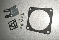 NEW Land Rover Discovery Throttle Body Heater De-Icer Plate Gasket COMPLETE KIT