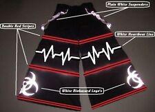 Raver ore Techno Tanz Hose fluoreszierend PHAT Pants Melbourne Shuffle new 11