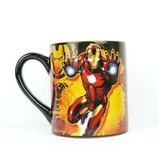 Marvel Comics Iron Man Ceramic Coffee Mug Cup 14oz Multi-colored Avengers