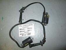 Suzuki TL-1000S , 33410-48E00 /33420-38A11 COIL ASSY, with 33510-11D00 plug caps