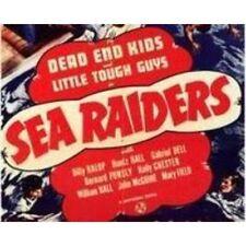 Sea Raiders - Cliffhanger Movie Serial DVD  Dead End Kids  Little Tough Guys