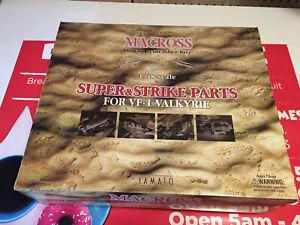 Yamato Macross DYRL 1/48 Scale Super & Strike Parts Macross