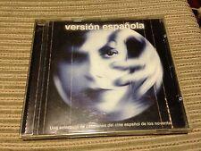 VERSION ESPAÑOLA CD BANDA SONORA SUBTERFUGE FANGORIA IAN DURY NAJWAJEAN DOVER