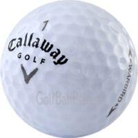 36 Near Mint Callaway Warbird AAAA Used Golf Balls