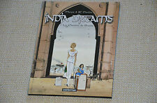 BD INDIA DREAMS tome 1 - Maryse et JF Charles EO 2002