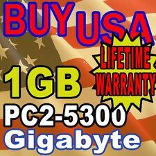 1GB Gigabyte Technology GA-945GCMX-S2 6.6 Memory Ram