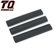 "Dubro 440 Heat Shrink Tubing 3x3 / 8"" (3pcs) Black Fast ship+ track#"